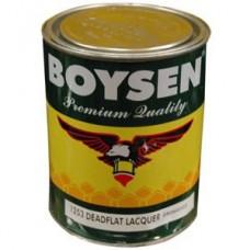 Boysen B-1253 Clear Dead Flat Lacquer 1L