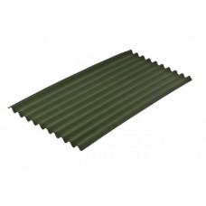 Onduline Classic Green (P 5106 M) 2.0mx0.95mx3.0mm