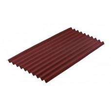 Onduline Classic Red (P 5104 M) 2.0mx0.95mx3.0mm